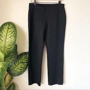 Eileen Fisher | Pull On Ponte Pants